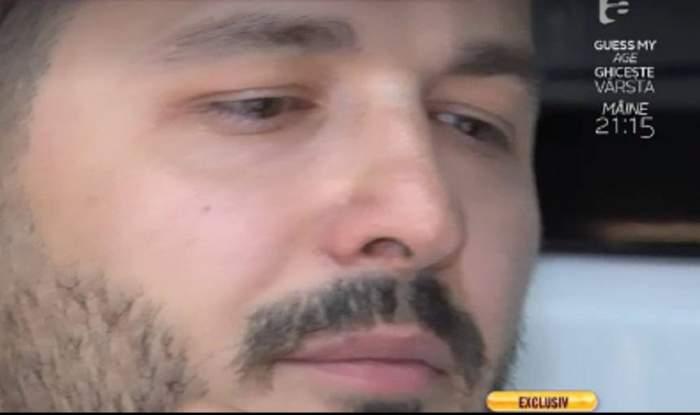 VIDEO / Liviu Vârciu nu a mai rezistat și a izbucnit în lacrimi. Artistul a vorbit despre cel mai mare regret al său