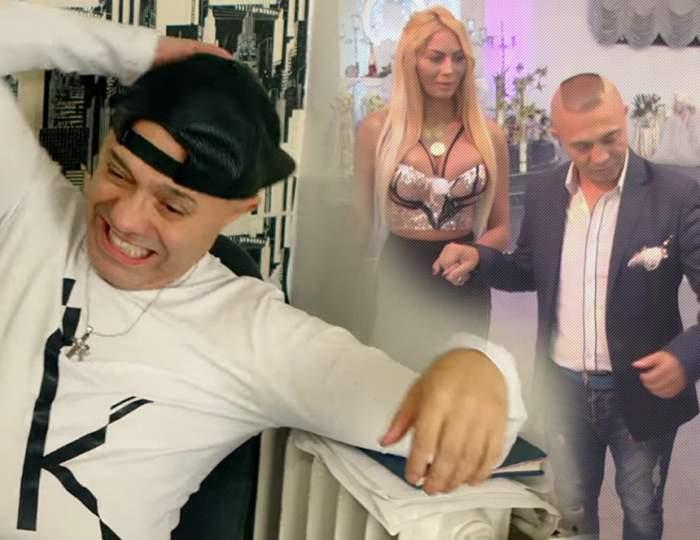 Scandal URIAȘ între Nicolae Guță și soția lui! Ce a făcut manelistul după ce Cristina și-a făcut de cap, în club