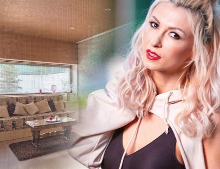 Andreea Bălan, casă de jumătate de milion de euro! Informații EXCLUSIVE despre lovitura imobiliară dată de vedetă