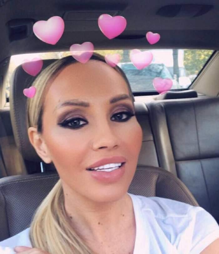 """VIDEO / Raluca Podea, nuntă şi botez? Blondina, interviu alături de fiul ei: """"Gemeni îmi doresc"""""""