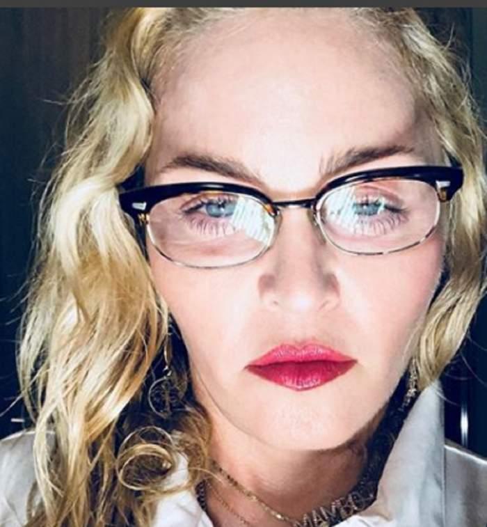 Madonna, decolteu periculos la aproape 60 de ani! Fanii au rămas mască