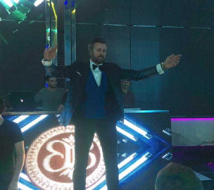 VIDEO / Cătălin Botezatu, petrecere cu fast de ziua lui de naștere! Multe vedete au fost alături de el