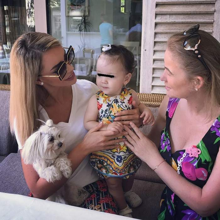 """Bianca Drăguşanu, mesaj către fiica sa:  """"Eu nu prea sunt de acord cu asta"""""""