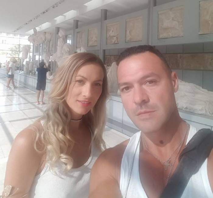Soţia lui Cornel Păsat, însărcinată în două luni