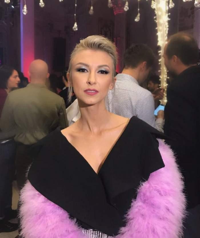 """VIDEO / Andreea Bălan, vilă de jumătate de milion de euro:"""" Pe mine faptul că nu aveam bani să mănânc, m-a ambiţionat"""""""