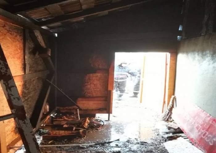 Panică în Argeş! Un incendiu a izbucnit la o şcoală! Ce s-a întâmplat cu elevii