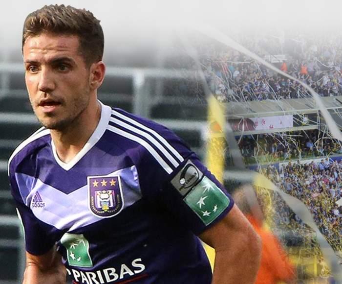 Lovitură după lovitură pentru Alex Chipciu! Ce l-au anunţat şefii clubului Anderlecht, la puţin timp după ce tatăl său a murit
