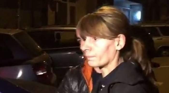"""VIDEO / O altă victimă a """"criminalei de la metrou"""" a reacţionat. Femeia a oferit detalii uluitoare. """"Mi-a spus că îmi taie burta cu cuţitul"""""""
