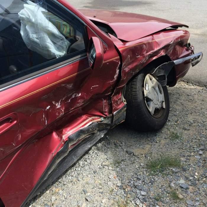 Accident grav la Bistriţa-Năsăud. 19 persoane implicate