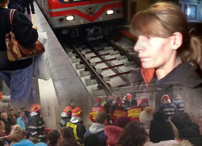"""Secretul tulburător al """"criminalei de la metrou""""! Ce a făcut aceasta în Spania"""