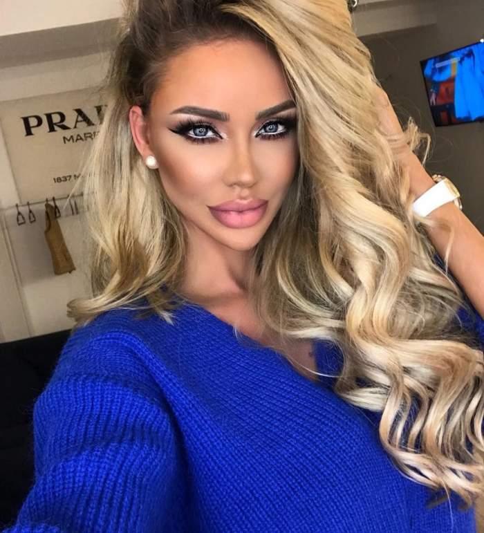 """Bianca Drăgușanu, despre momentul în care a rămas însărcinată cu Victor Slav: """"Nu ştiu ce înseamnă"""""""