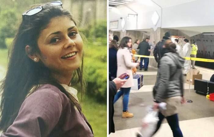"""Tatăl natural al Alinei Ciucu, victima de la metrou, face afirmaţii şocante: """"Vinovat e mortul, ce căuta acolo?"""""""