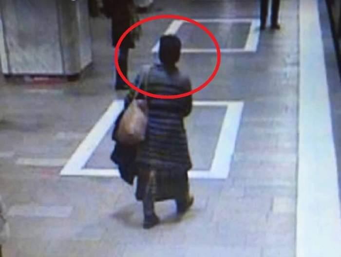 """VIDEO / Primele declaraţii ale Poliţiei Capitalei, despre noul incident şocant de la metrou: """"O persoană pe care nu o cunoştea s-a apropiat de ea şi..."""""""