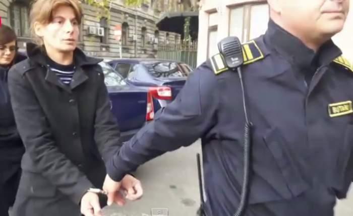 """Reactia oficială a angajatorului acuzat de """"criminala de la metrou"""""""