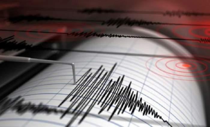 Cutremur de 6,4 grade pe scara Richter