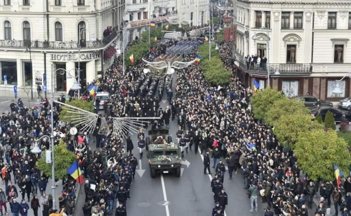 Ce le-a transmis Patriarhul Daniel românilor înainte de slujba înmormântării Regelui Mihai