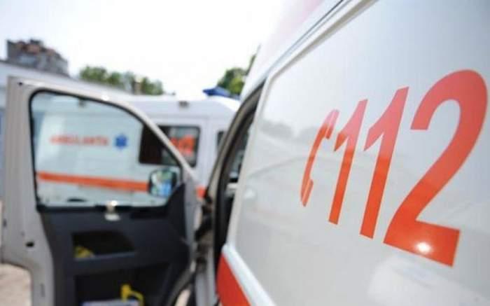 Accident grav în judeţul Olt. Patru maşini implicate şi două victime