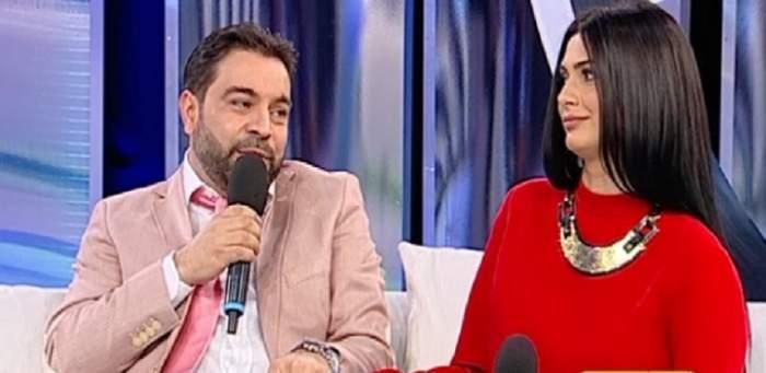 """Detalii noi despre ruptura dintre Florin Salam şi Roxana Dobre! """"Nu este o fată care să..."""""""