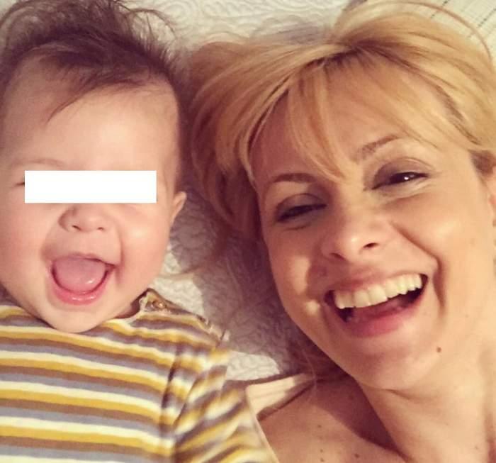 """FOTO / Zi de sărbătoare în familia Simonei Gherghe! Mesaj emoţionant pentru mama ei: """"Nu ştiu ce m-aş fi făcut fără tine"""""""