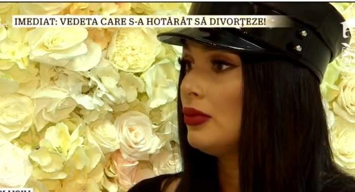 VIDEO / Roxana Dobre a dat cărțile pe față. Ce spune despre banii pe care i-ar fi luat de la Florin Salam când a plecat de acasă