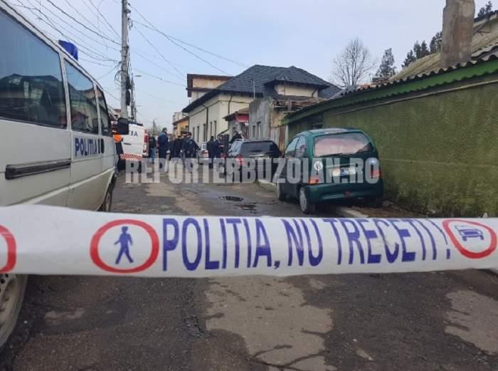 Crimă în Buzău! O femeie a fost ucisă de soţul ei în plină stradă! Ce a făcut criminalul apoi e şocant