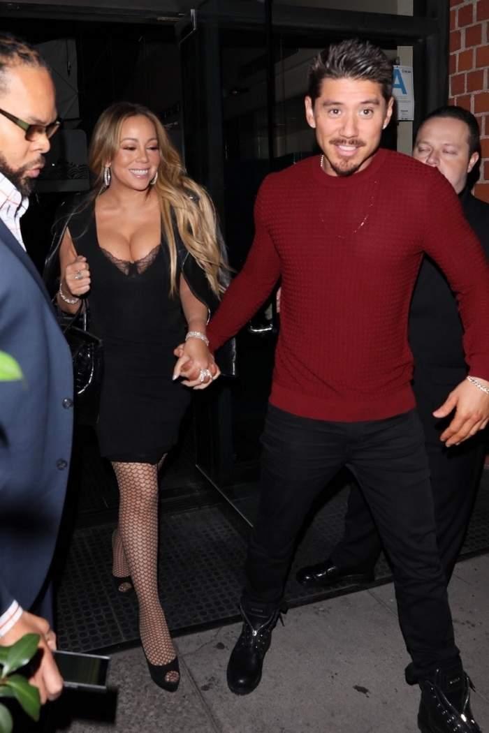 """FOTO / S-a spus despre ea că """"a luat proporții"""". Cum arată acum Mariah Carey"""