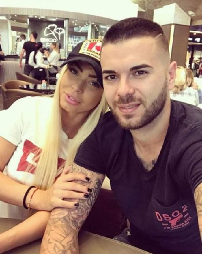 FOTO EXCLUSIV / Un fotbalist celebru și-a dat pe spate iubita cu un cadou cât salariul lui Alibec