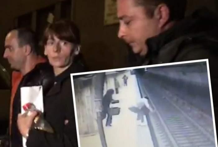 """Detalii revoltătoare despre Magdalena Șerban. """"Criminala de la metrou"""" nu crede că tânăra a murit și spune că imaginile sunt fabricate"""
