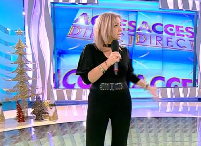 VIDEO / Carmen Şerban a uimit cu apariţia sa! A slăbit spectaculos şi pare mai tânără cu 10 ani