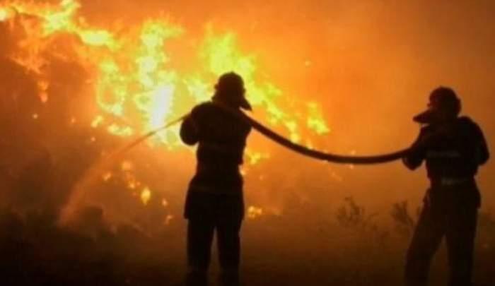 Doi tineri care urmau să se căsătorească au murit carbonizaţi într-un incendiu devastator