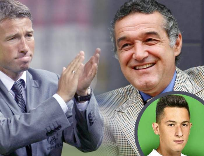 """Cum a reuşit Gigi Becali să i-l sufle lui Dan Petrescu pe """"Messi din Ardeal""""? Detaliul neştiut al transferului lui Olimpiu Moruţan la FCSB"""