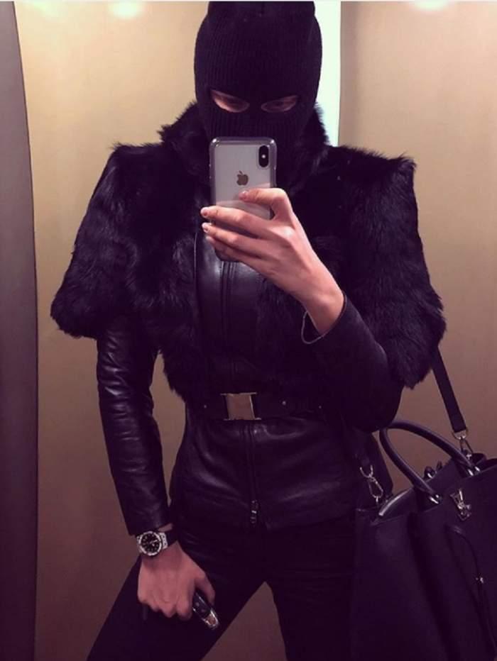 Am aflat de ce purta Bianca Drăgușanu cagulă! Te-ai fi așteptat?