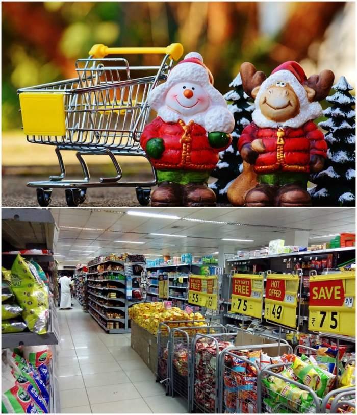 Sfaturi de Sărbători! Află cum te poţi feri de hoţii din magazine