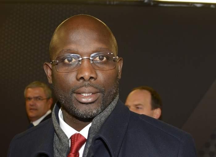 """Singurul """"Balon de Aur"""" născut în Africa va fi preşedinte de ţară! George Weah a câştigat alegerile din Liberia!"""