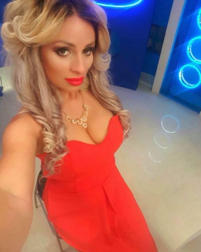 FOTO / Sânziana Buruiană și-a mărit din nou buzele! Așa arată acum