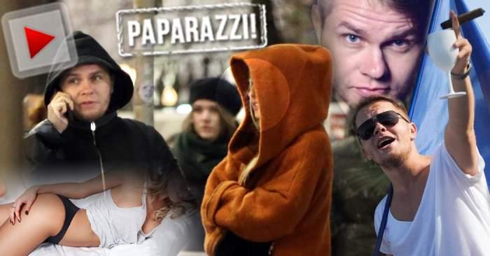 EXCLUSIV! Cuplu BOMBĂ în showbiz! Codin Maticiuc se iubește cu o cunoscută vedetă TV! Avem dovezile! / VIDEO PAPARAZZI