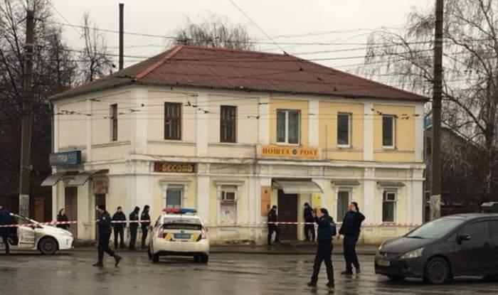 Veste de ultim moment. Ce se întâmplă cu oamenii luați ostatici în sediul Poștei dintr-un oraș din Ucraina