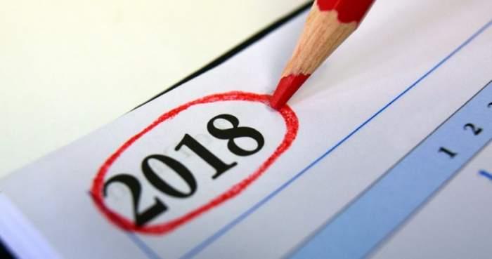 Ce trebuie să faci pentru a-ți merge bine în 2018