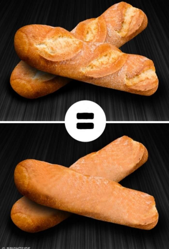 O cumperi în fiecare zi, dar nu știi de ce arată așa! Care e motivul pentru care pâinea este crestată înainte de a ajunge în cuptor