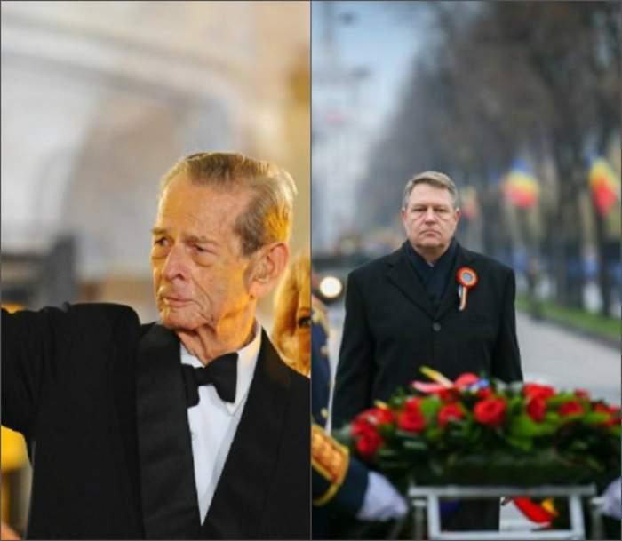 """Klaus Iohannis, după moartea Regelui Mihai! Ce spune preşedintele! """"Astăzi este o zi tristă"""""""