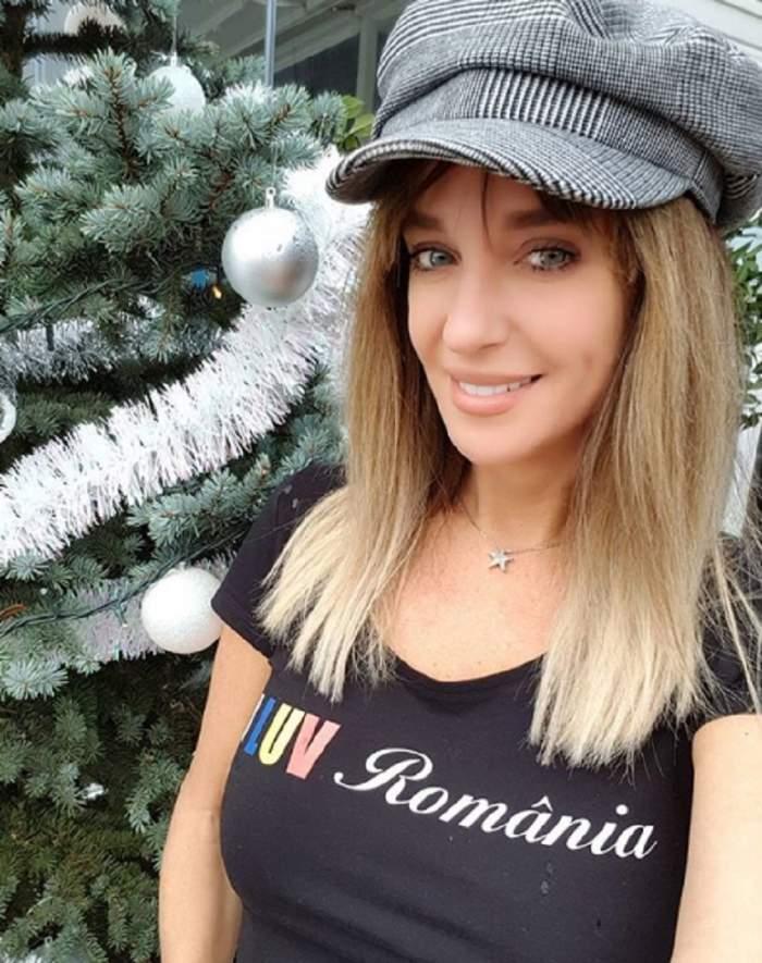 FOTO / Tania Budi, cu piciorul în ghips! Ce a păţit fosta iubită a lui Cătălin Botezatu! Şi-a îngrijorat fanii cu imaginea postată