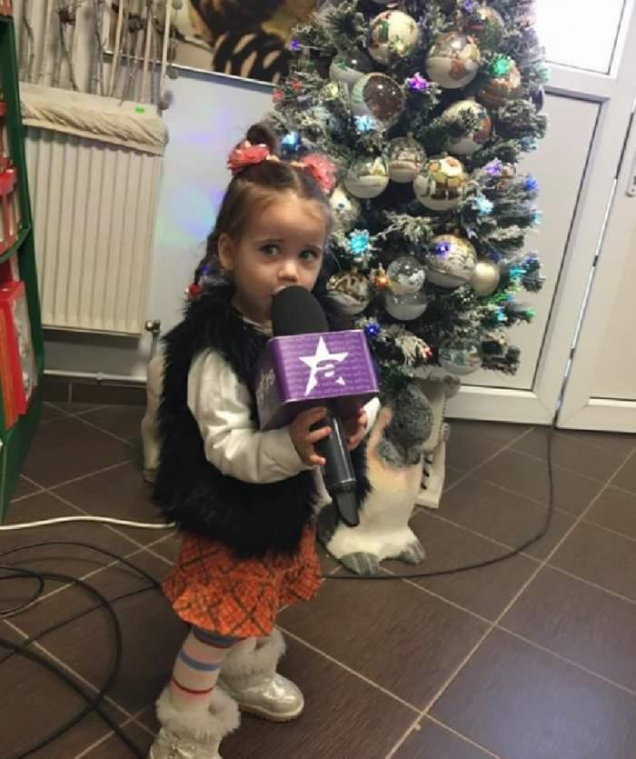 VIDEO / A luat microfonul şi a vorbit la TV! Sânziana Buruiană a rămas fără cuvinte când a auzit ce spune fiica ei