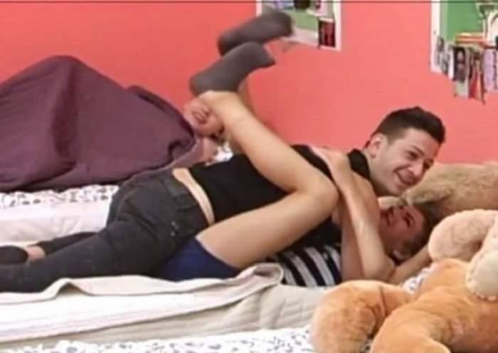 """FOTO / Andrada și Valentin nu au mai rezistat și au făcut ce era interzis în casa """"Mireasă pentru fiul meu"""""""