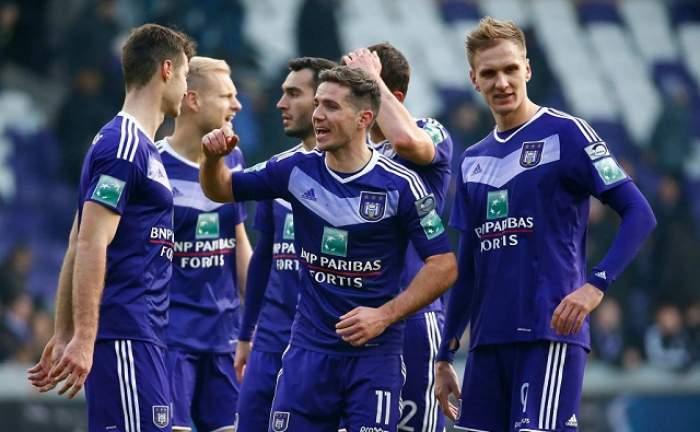 Chipciu a marcat pentru Anderlecht! Ce s-a întâmplat cu Stanciu / VIDEO