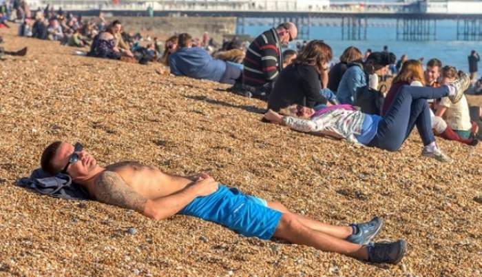 NEAŞTEPTAT! Luni va fi cea mai călduroasă zi de 20 februarie din ultimii 160 de ani! Mai cald decât în Dubai!