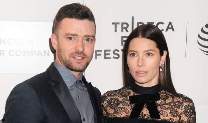 FOTO / Justin Timberlake, declarație emoțioantă pentru fiul lui la Premiile Oscar! Soția lui arată spectaculos, la șase luni de când a născut