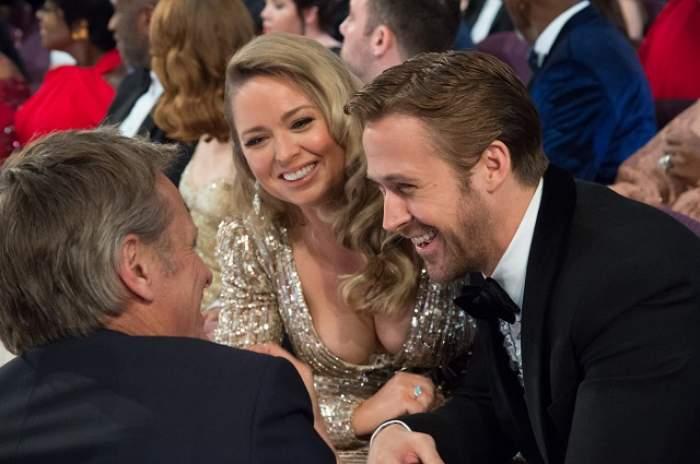 VIDEO / Ryan Gosling și-a înlocuit iubita cu... sora! Ce bombă sexy este blonda pe care o ține ascunsă!