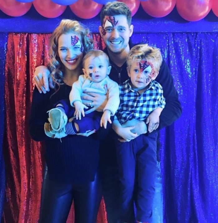 Fiul lui Michael Bublé s-a vindecat de cancer? Cum s-a aflat marea veste