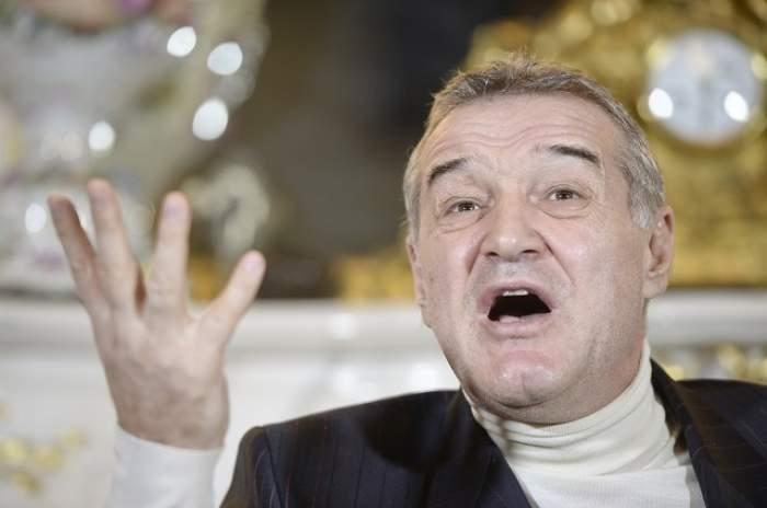 Gigi Becali îşi dă pumni în cap! Ultima afacere ratată de milionarul Piperei