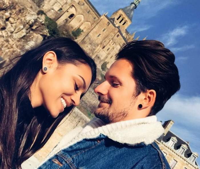 """După numai câteva luni de când a început relația cu Carmen Minune, iubitul ei aduce o veste tristă: """"Mă retrag"""""""